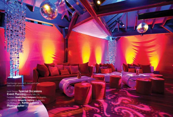 Grace Ormonde Lounge by Revelry Event Designers