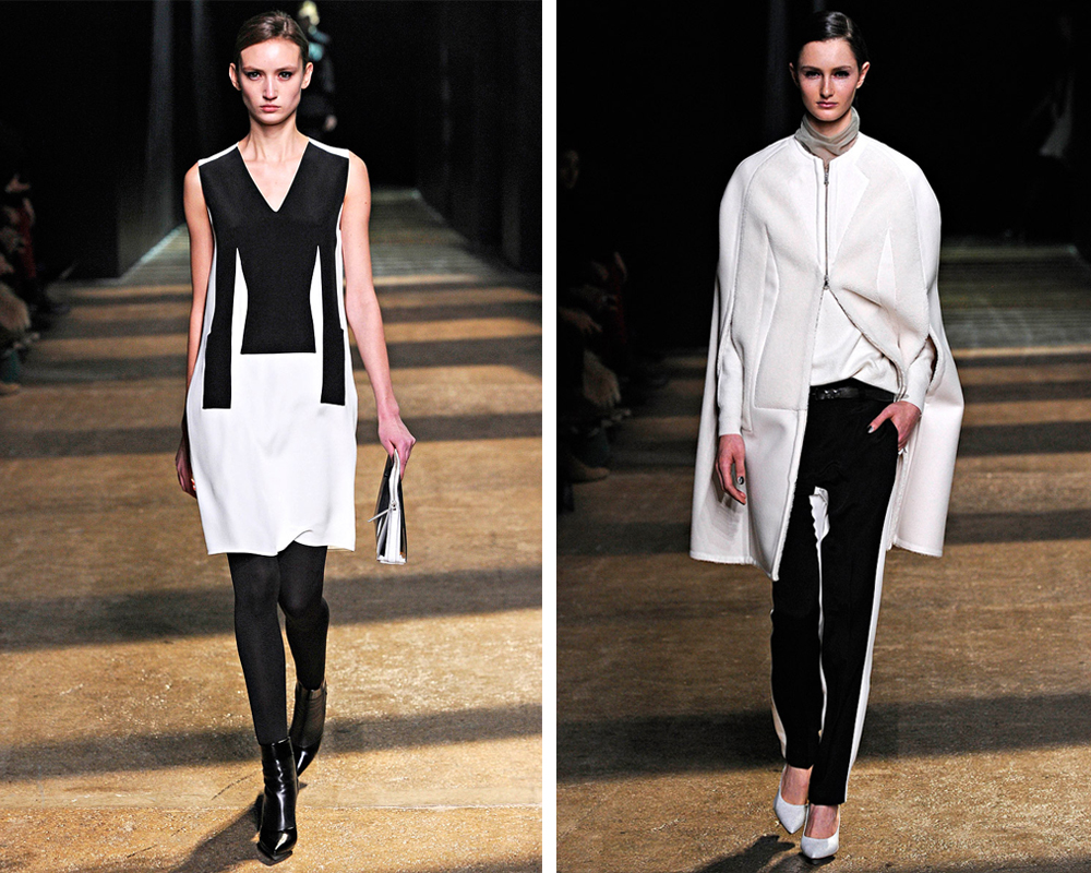 revelry event designers and phillip lim black and white looks
