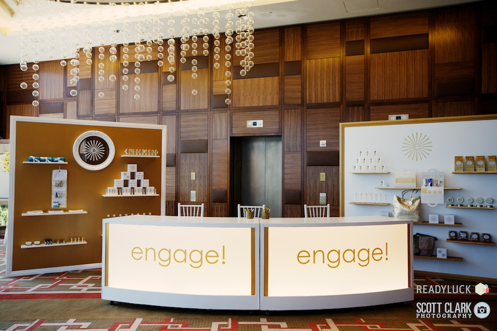 Revelry Event Designers at Engage!12 Las Vegas