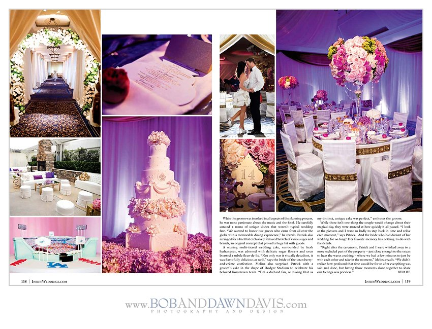 inside weddings and revelry event designers