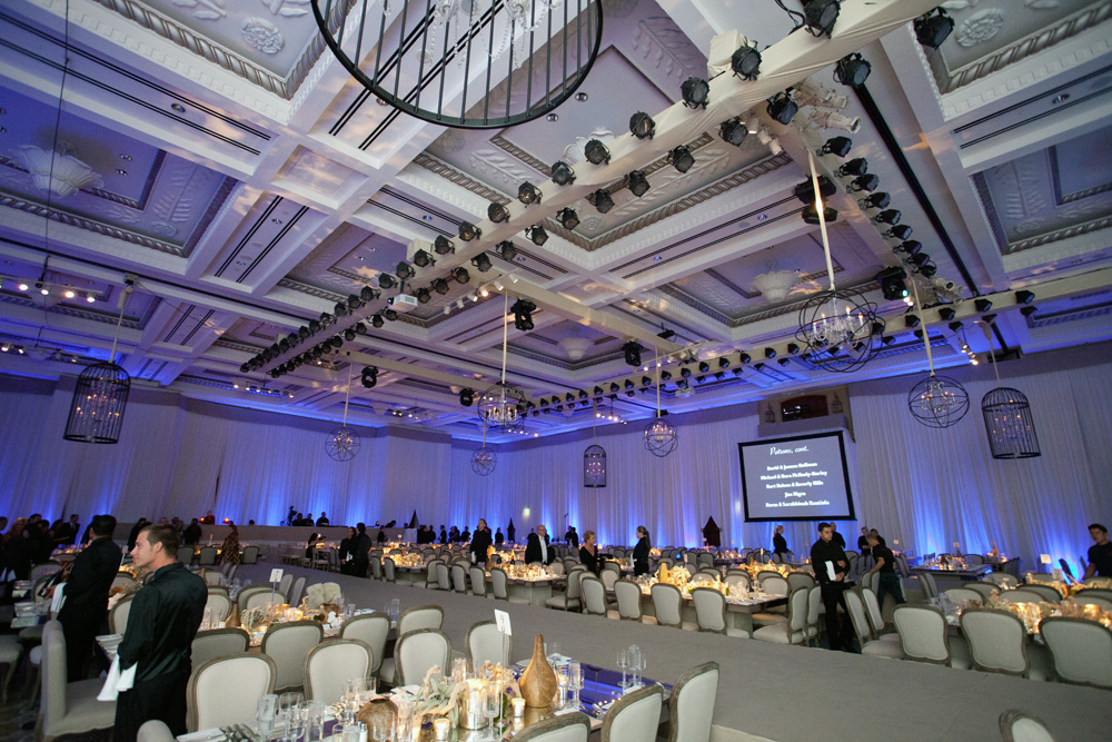 dream foundation and revelry event designers