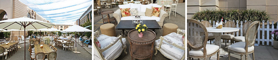 french provincial event design by hillary harris and revelry event designers