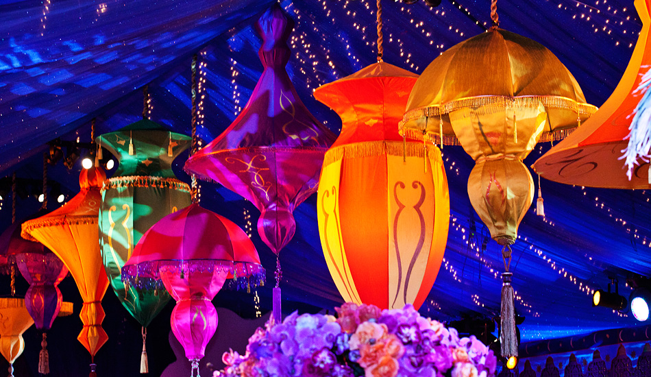 aladdin style chandeliers