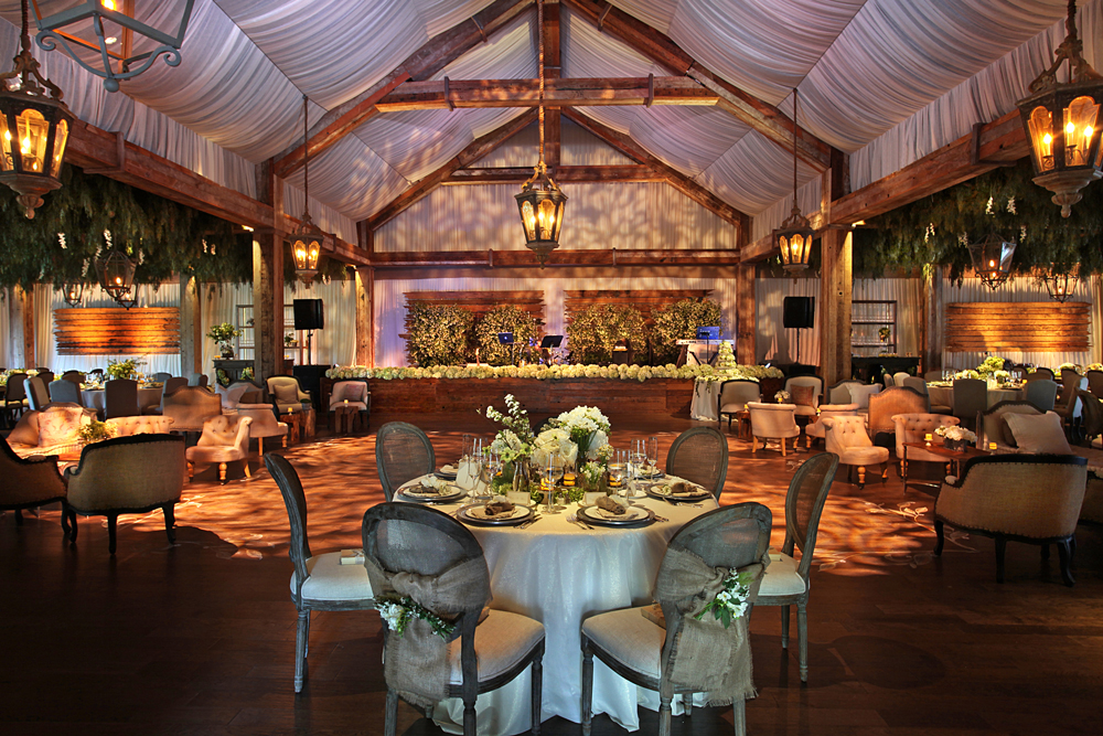 rustic barn wedding with revelry event designers