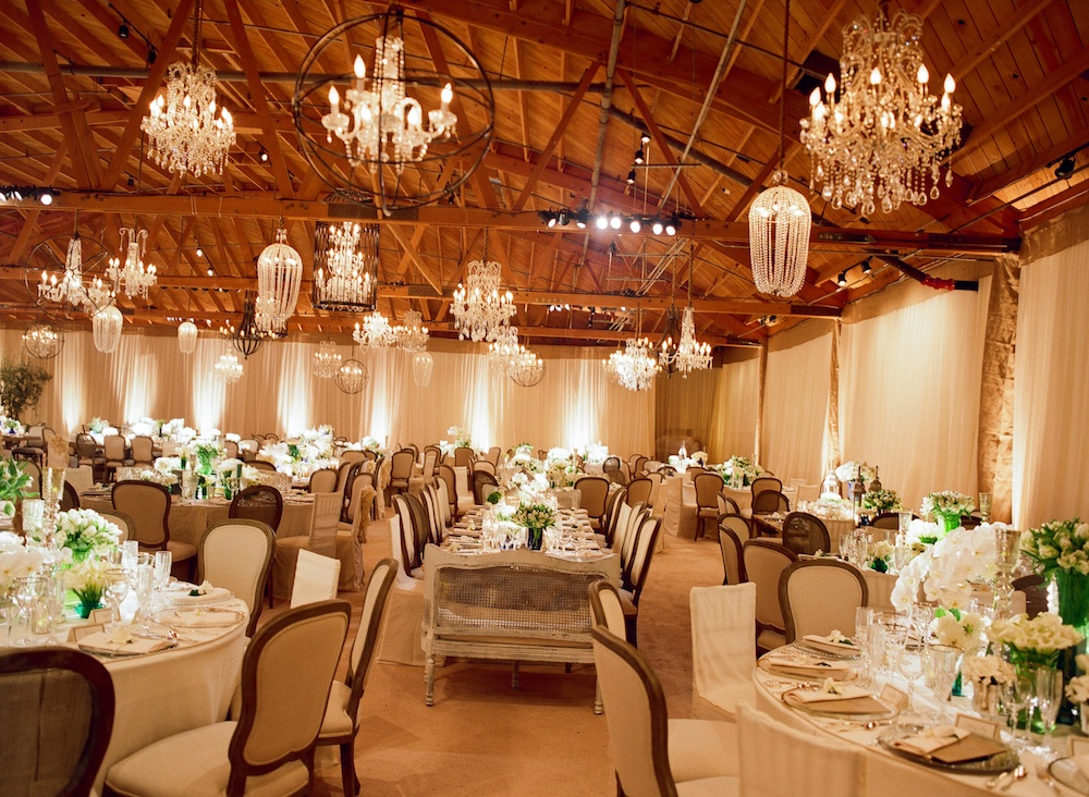 book bindery wedding with revelry event designers