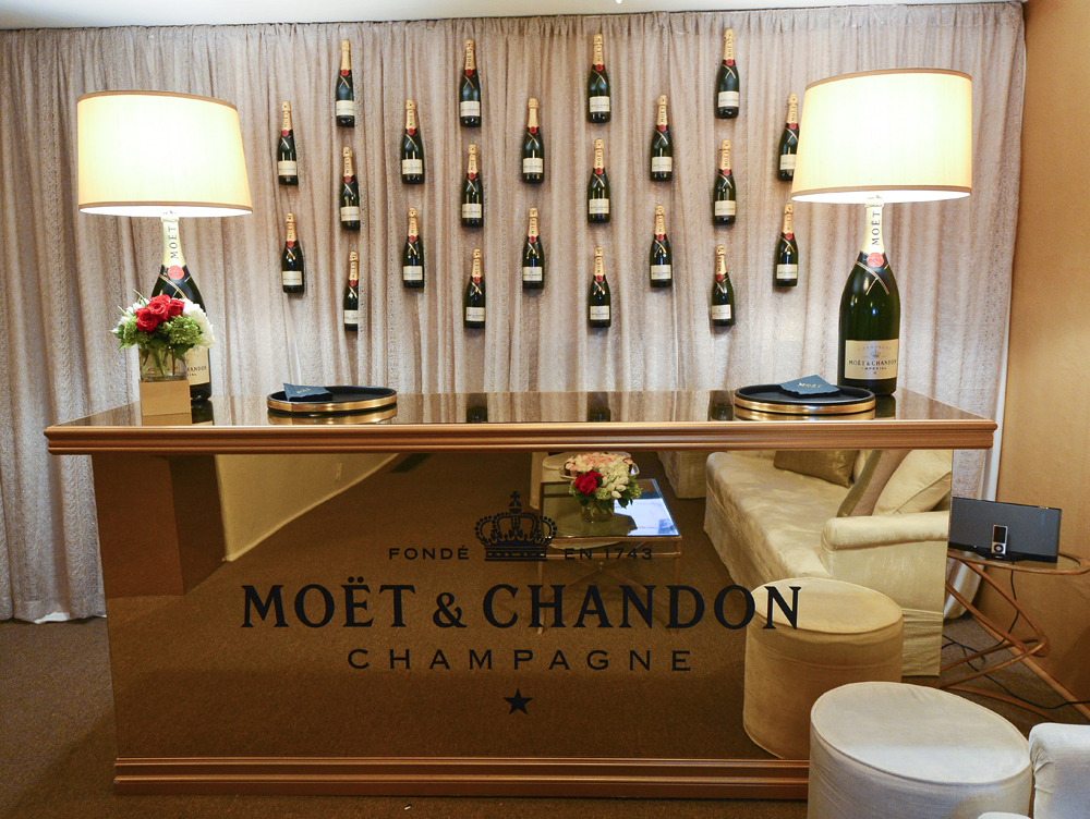 santa barbara film festival moet and chandon party