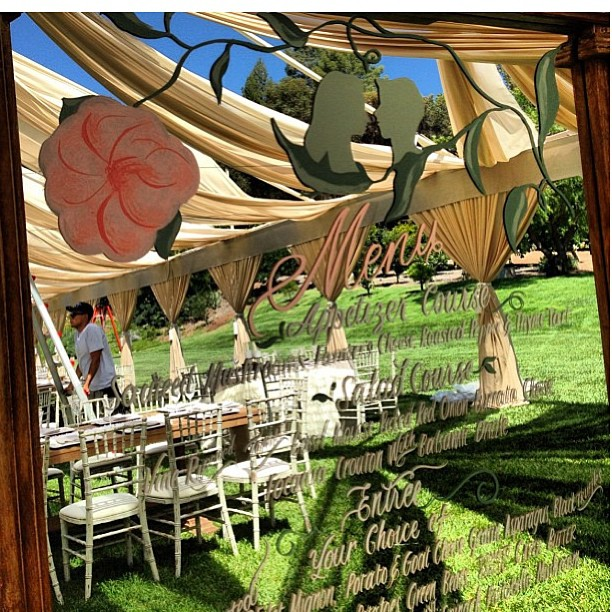 Mindy Weiss in Ojai with Revelry Event Designers (2)