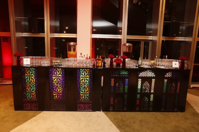Stained Glass Bar