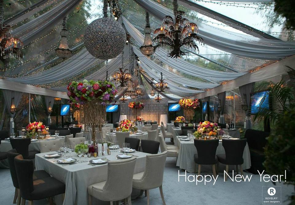 Happy New Year Revelry Event Designers