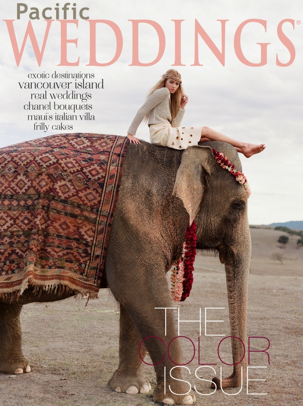 Pacific Weddings Cover