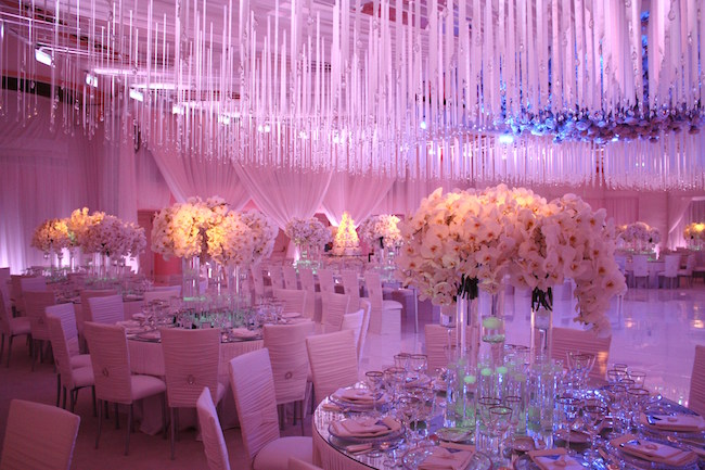 Crystal Wedding With Linda Howard Events Revelry Event