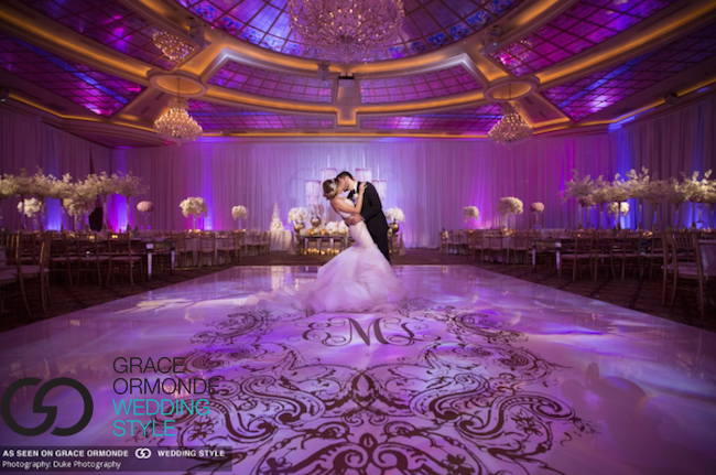 Glamorous Armenian Wedding Featured On Grace Ormonde Revelry Event