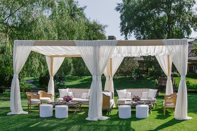tent garden wedding revelry event designers