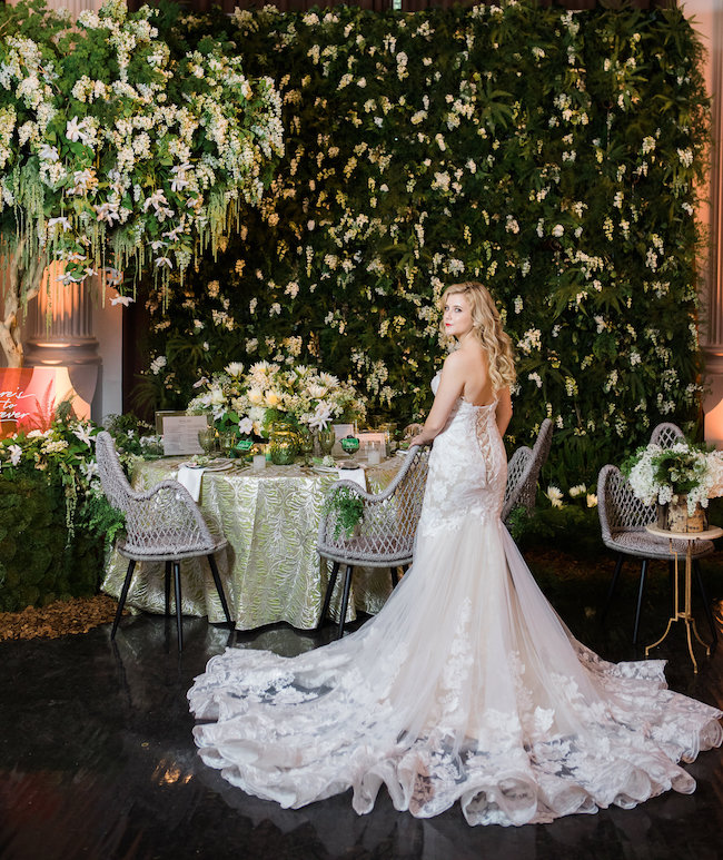 Luxe Launch 2017, Revelry Event Design, Brian Leahy Photo, Vibiana, The Empty Vase, ROQUE Events